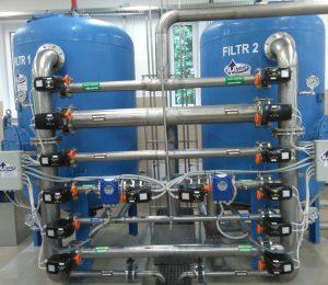 Przemysłowy filtr ciśnieniowy