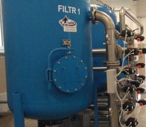 filtr ciśnieniowy