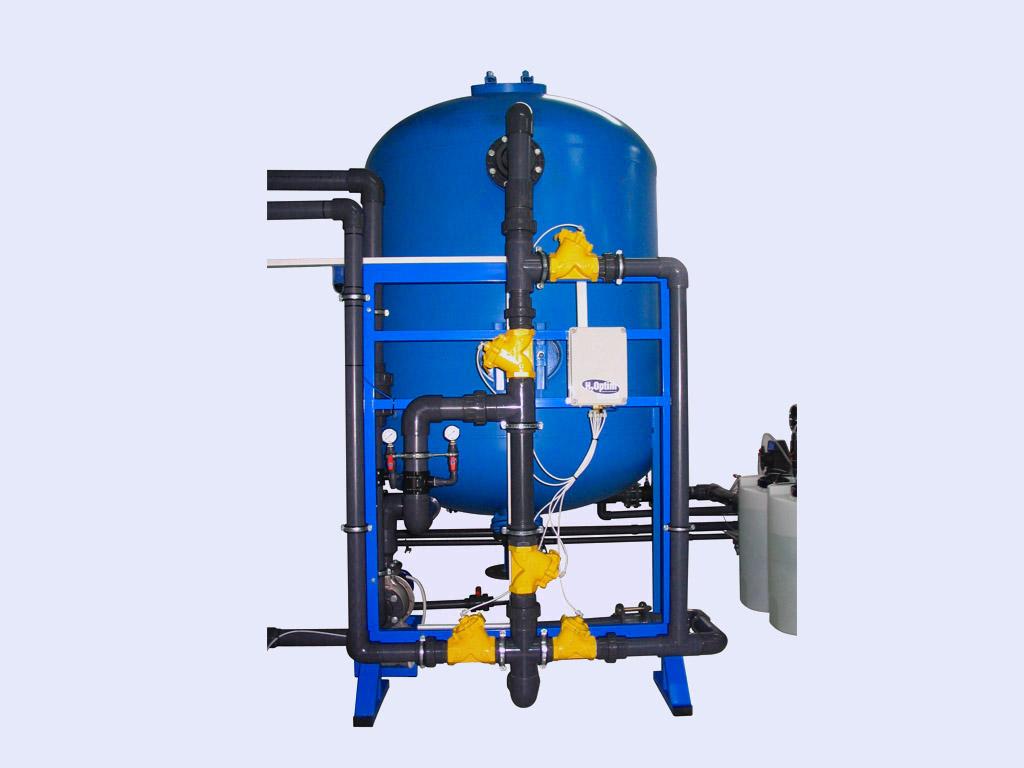 przemysłowe filtry ciśnieniowe