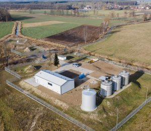 Instalacje hydrofornie